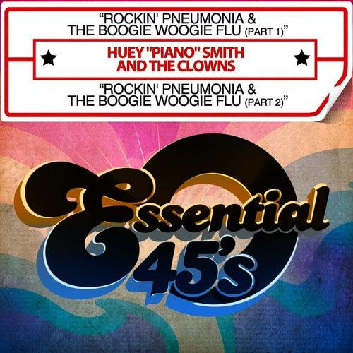 Rockin' Pneumonia & The Boogie Woogie Flu (Digital 45) by Huey 'Piano' Smith