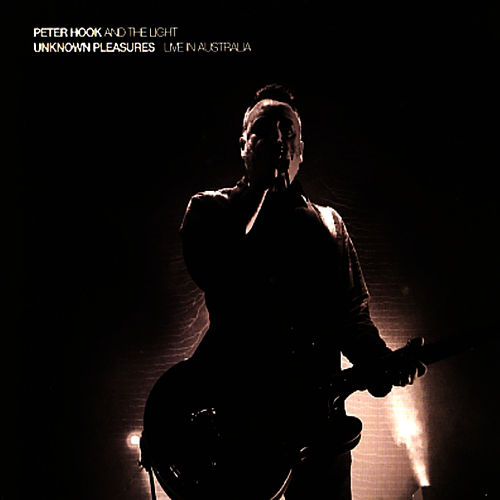 Unknown Pleasures Live in Australia by Peter Hook and The Light