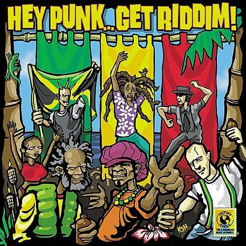 Hey Punk... Get Riddim! by Various Artists