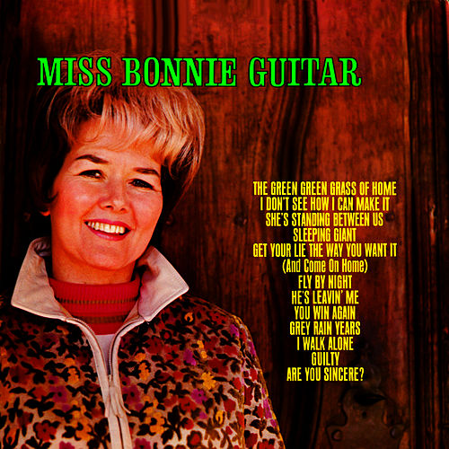 Miss Bonnie Guitar by Bonnie Guitar