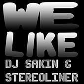We Like by DJ Sakin
