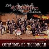 Comandos de Michoacán by Los Elegantes de la Banda