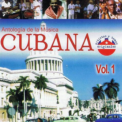 Antología de la Música Cubana Volume 1 by Various Artists