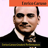 Enrico Caruso Greatest Performances by Enrico Caruso
