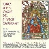 Casanoves: Obres Per a Orgue by Modest Moreno i Morera