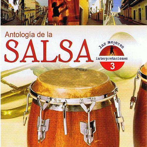 Antología de la Música Salsa Volume 3 by Various Artists
