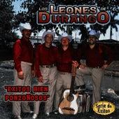 Exitos Bien Ponzoñosos by Los Leones de Durango