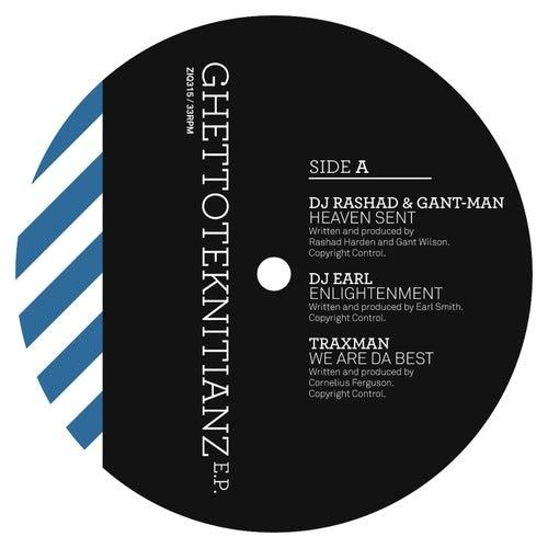 Ghettoteknitianz E.P. by Various Artists