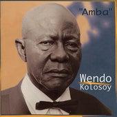 Amba by Wendo Kolosoy
