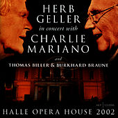 Halle Opera House 2002 by Herb Geller