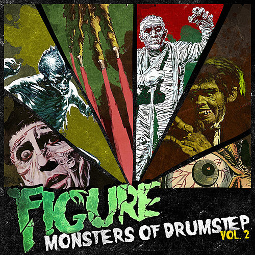 Monsters of Drumstep Vol 2 by The Figure