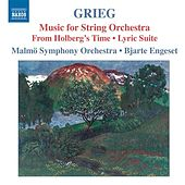 Grieg: Music for String Orchestra by Bjarte Engeset