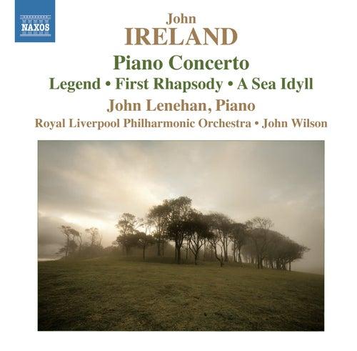 Ireland: Piano Concerto by John Lenehan