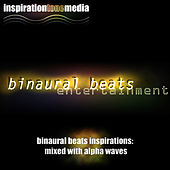 Binaural Beats Inspirations - Mixed With Alpha Waves by Binaural Beats Project