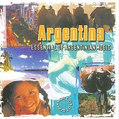 Argentina Essential of Argentinian Music by World Music Atelier