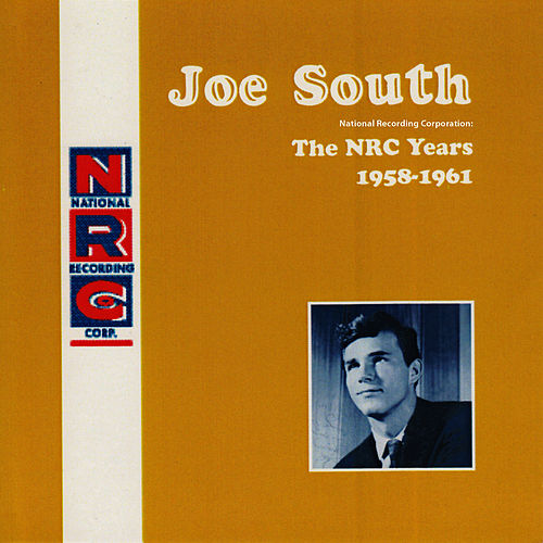 NRC: Joe South, The NRC Years 1958-1961 by Joe South