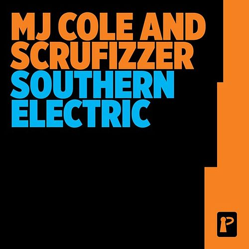 Southern Electric EP by MJ Cole