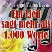 Mit Musik geht alles besser - Ein Lied sagt mehr als 1.000 Worte Vol. 2 by Various Artists