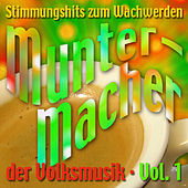 Die Muntermacher der Volksmusik Vol. 1 by Various Artists