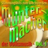 Die Muntermacher der Volksmusik Vol. 1 by Various Artists