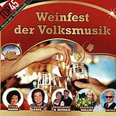 Top45 - Weinfest der Volksmusik by Various Artists
