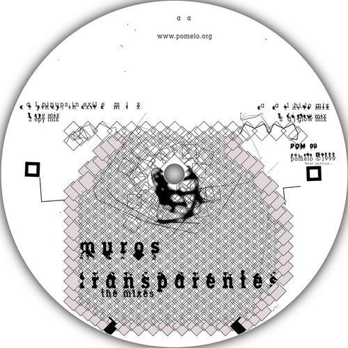 Muros Transparentes - The Mixes by Various Artists