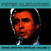 Seine Grossten Erfolge, Vol. 9 by Peter Alexander