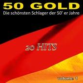 Die Schönsten Schlager Der 50'er Jahre, Vol. 1 by Various Artists