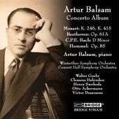 Artur Balsam: Concerto Album by Artur Balsam
