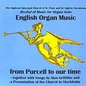 English Organ Music by Various Artists