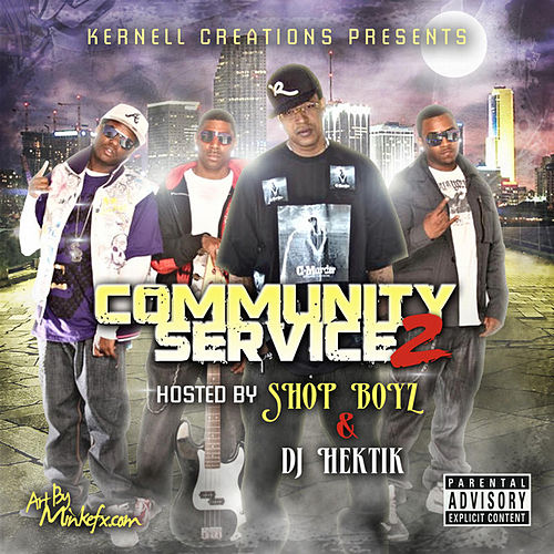 Community Service Volume 2 by Various Artists