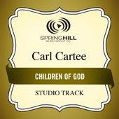 Children of God (Studio Track) by Carl Cartee