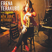 New York Attitude by Erena Terakubo