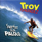 Surfer From Palolo by Troy Fernandez