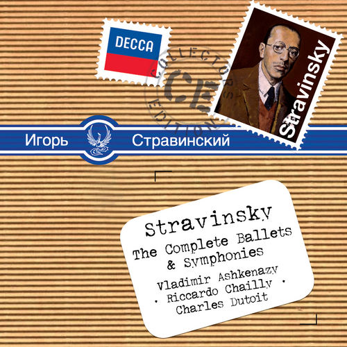 Stravinsky: The Complete Ballets & Symphonies by Various Artists