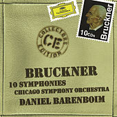 Bruckner: 10 Symphonies by Various Artists