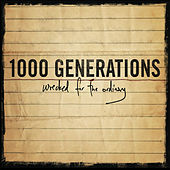 Wrecked for the Ordinary - EP by 1000 generations