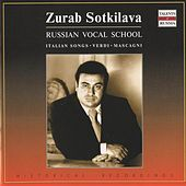 Russian Vocal School: Zurab Sotkilava by Various Artists