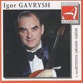 Beethoven - Brahms - Reger by Igor Gavrysh
