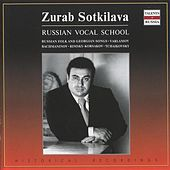 Russian Vocal School (Russian Folk and Georgian Songs): Zurab Sotkilava by Various Artists