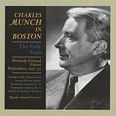 Munch in Boston: The Early Years by Various Artists