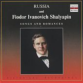 Russia and Fiodor Ivanovich Shalyapin (1902-1934) by Feodor Chaliapin