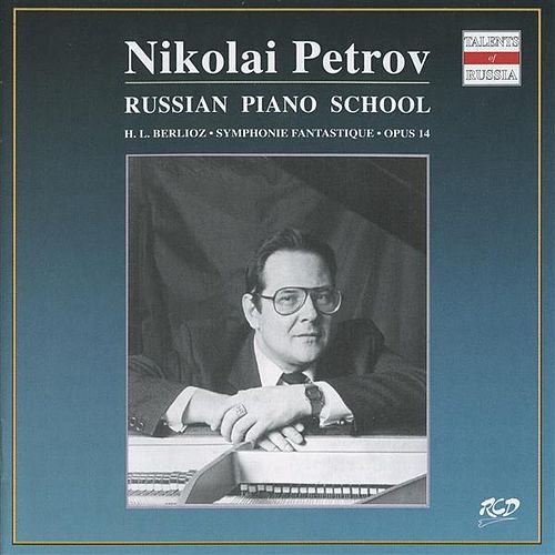 Russian Piano School: Nikolai Petrov by Nikolai Petrov (piano)
