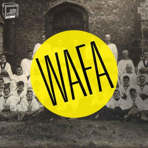 Choir Crunch EP by Wafa