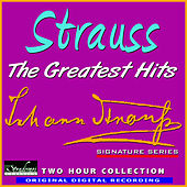 Strauss Greatest Hits by The Royal Festival Orchestra