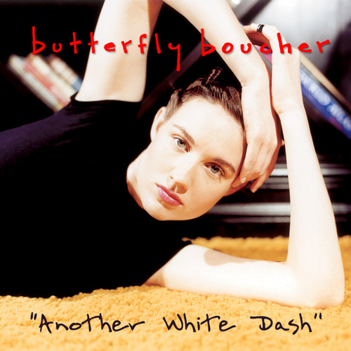 Another White Dash by Butterfly Boucher