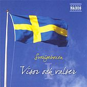 Sverigeboxen - Filharmoni Och Folkton by Various Artists