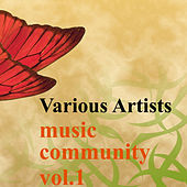 Music Community Vol.1 by Various Artists