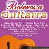 Boleros a la Guitarra by Various Artists