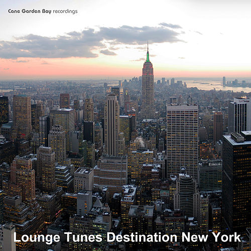 Lounge Tunes Destination New York by Various Artists